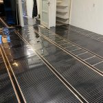 Elektrische vloerverwarmingsfolie